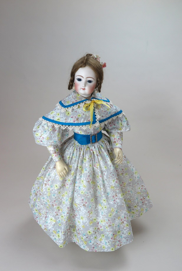 Gildebrief Century Project #4 1812-1820  French Fashion Doll  43-46cm 17-18/""